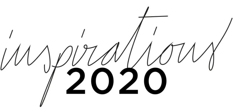Inspirations 2020